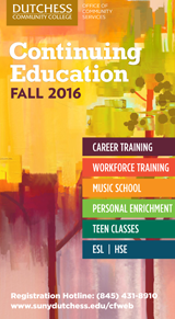 Continuing Ed Fall 2016 Cover
