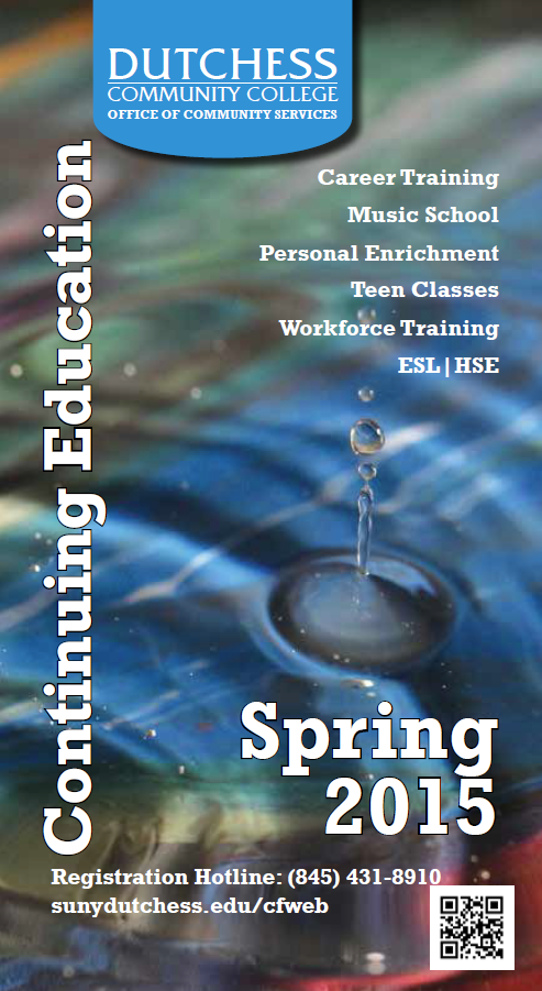 Continuing Ed Spring 2015 Cover