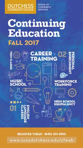 Continuing Ed Fall 2017 Cover