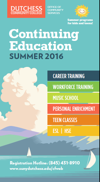 Continuing Ed Summer 2016 Cover