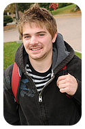 Student- Headshot Male