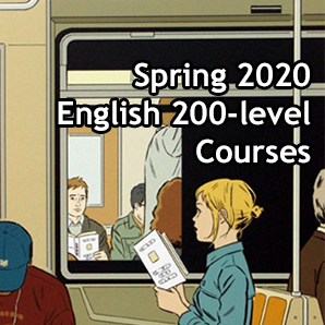 Image for Spring 2020 200-Level English Courses