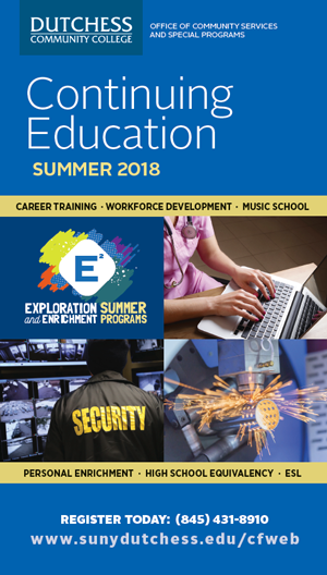 Continuing Ed Summer 2018 Cover