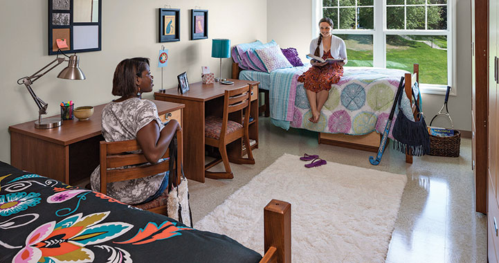 living in campus Living on campus living on campus is convenient, affordable, and helps you get the most out of your college experience live2 live explore our residence halls, fraternities, sororities, and learning communities.