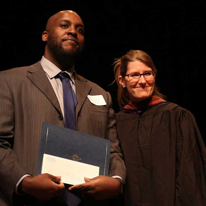 Honors Convocation image