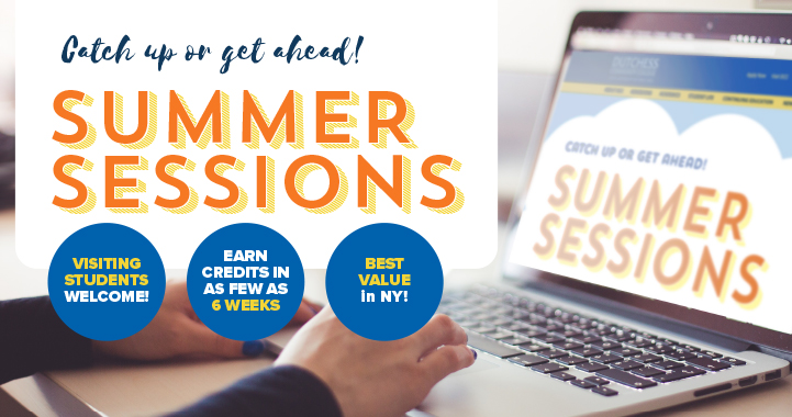 Summer sessions graphic